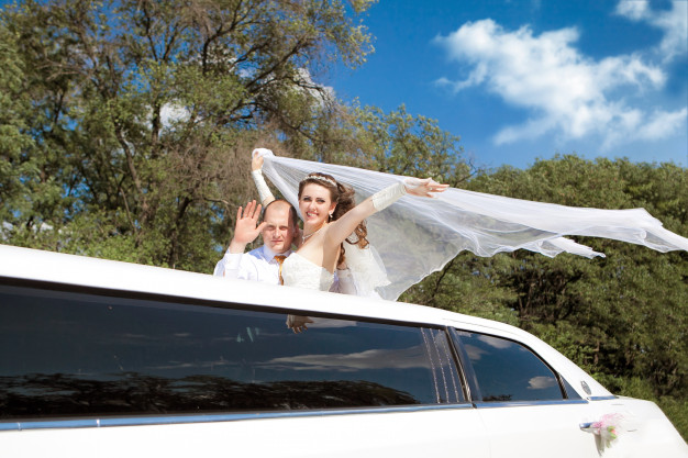 Wedding Limousines NYC