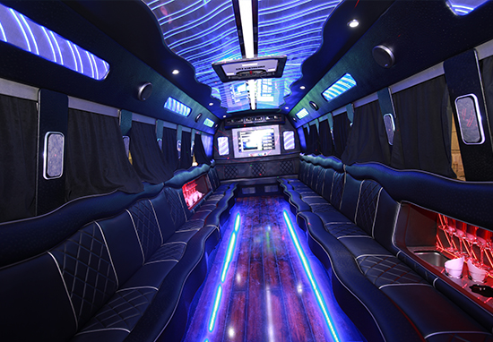 Party Bus NYC Rental
